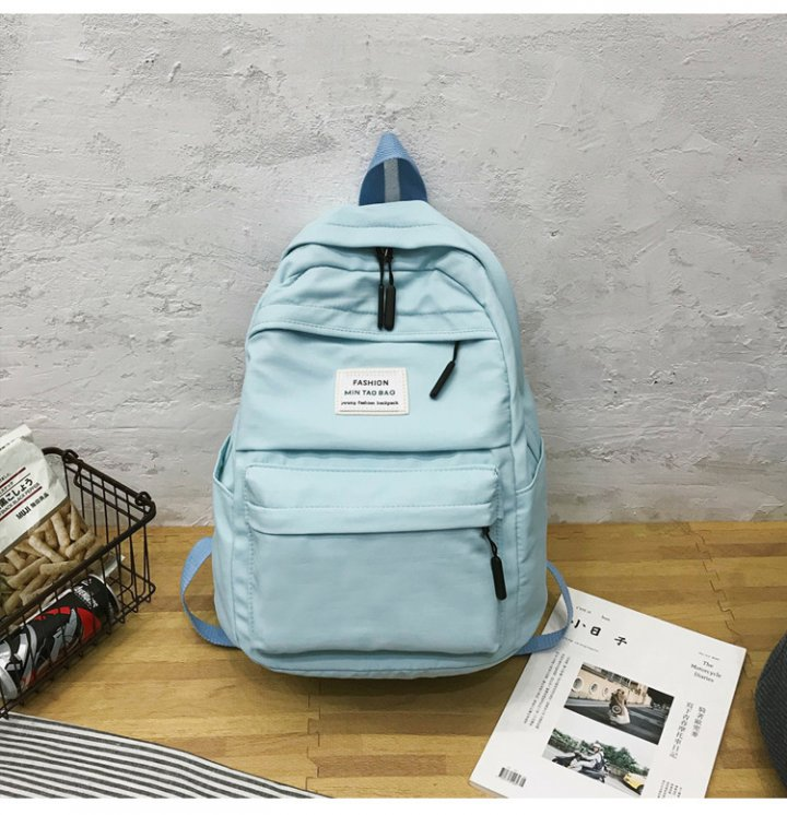 Outdoor sports schoolbag backpack for women